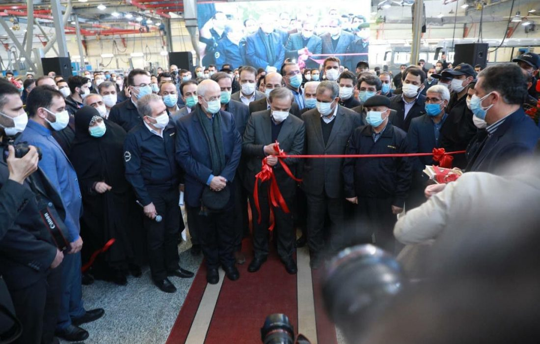 آغاز تولید انبوه کامیونت جدید ایرانی  در بهمن دیزل