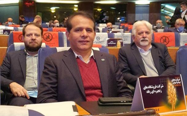 شرکت فروشگاههای زنجیرهای رفاه در میان ۱۰شرکت برتر ایران
