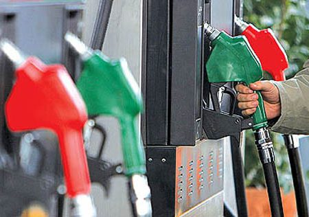 سناریوی افزایش  مصرف بنزین