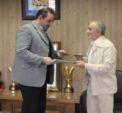 هلال احمر قزوین و خانه مشارکت مردم در سلامت تفاهم نامه امضا کردند