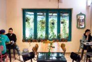 کافه نشینی در روزهای کرونایی