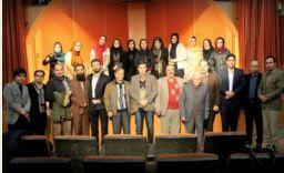 نقشه راه ادبیات نوشتاری  قزوین با زایش یک کانون