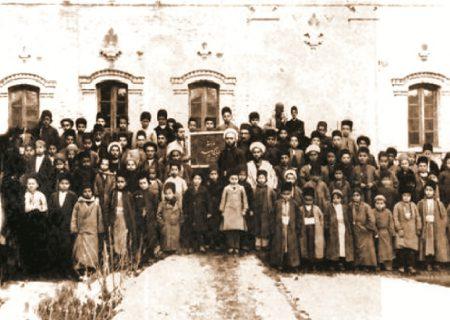 امید؛ نخستین مدرسه نوین قزوین