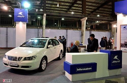 نمایشگاهها پر از ماشین!