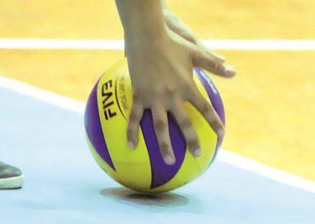 تغییرات در  هیات والیبال استان