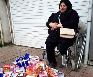بازارچه زنان  در انتظار