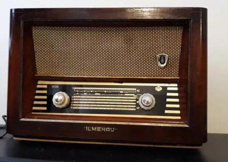 رادیو تیپ پنج پیاده